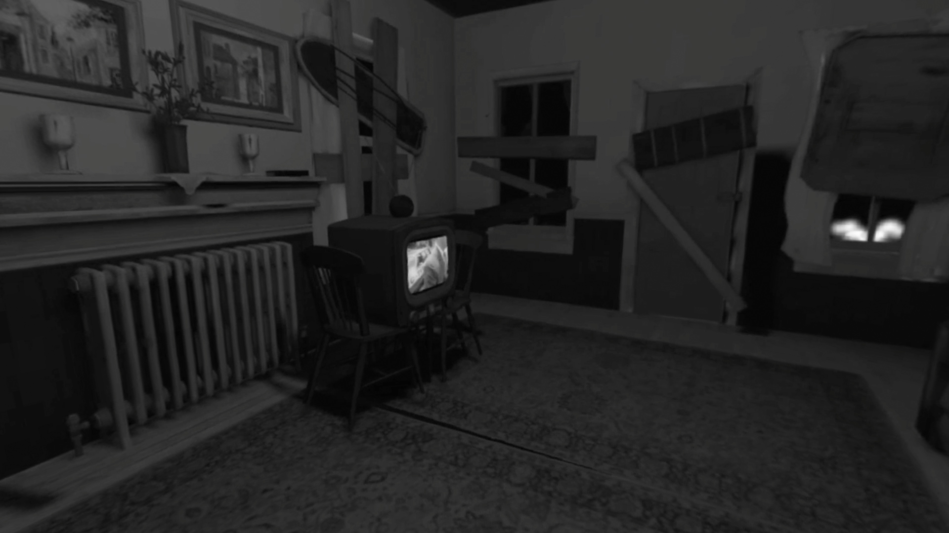 Night of the Living Dead VR