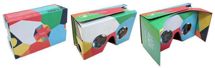 Sesqui VR Headset